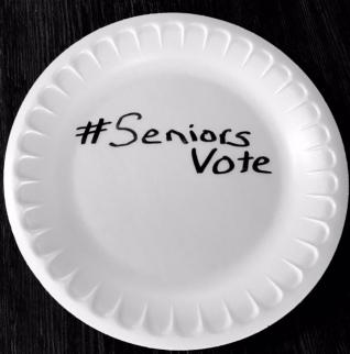 SeniorsVote Plate
