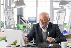 Businesses urged to 'reassess the value of older workers' ©Shutterstock